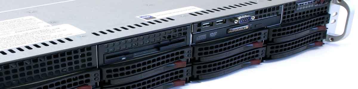 Serverbetrieb
