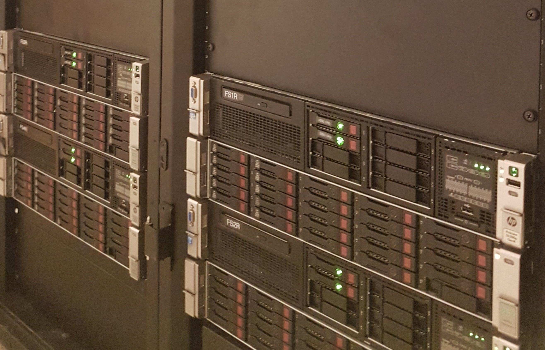 Storage Subsystem : Performance und Sicherheit